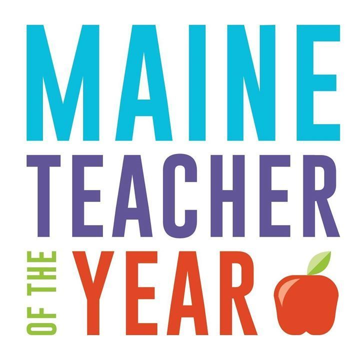 Nominate the next Maine Teacher of the Year!