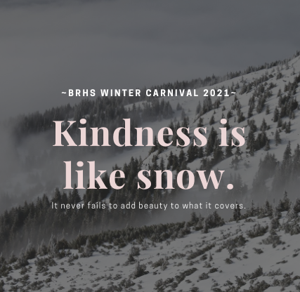 Winter Carnival  2021  Activities  Day