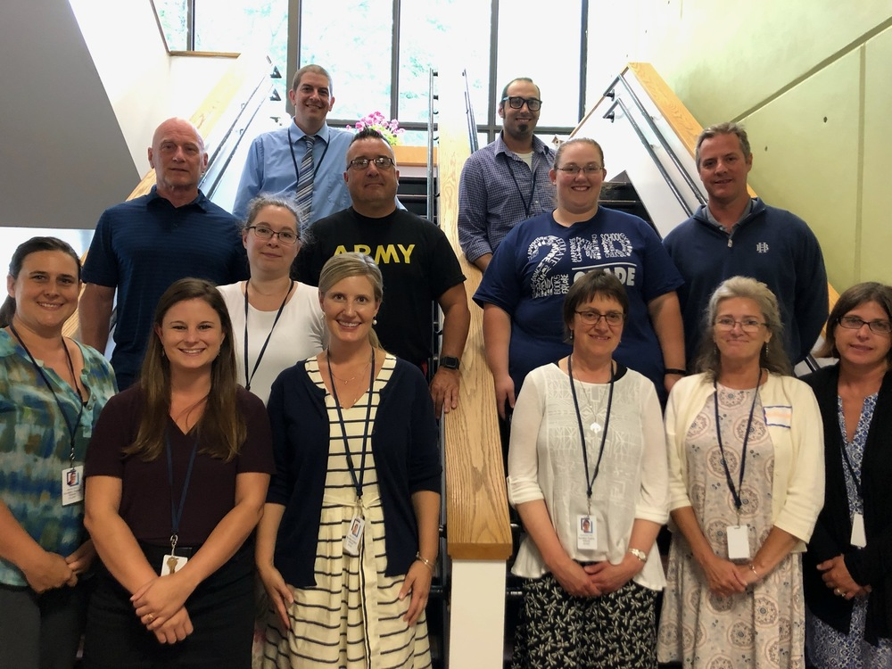 ​2019-2020 BRES New Staff