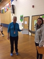 BRES Mrs. Brown Awarded 5-2-1-0 Grant