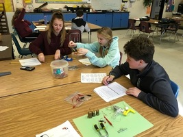 BRES 7th Grade Explore Science