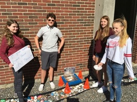 BRES Solar Oven S'Mores