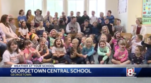 Channel 8 News at Georgetown Central School