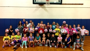 The BRES Lady Dribblers Are Back!