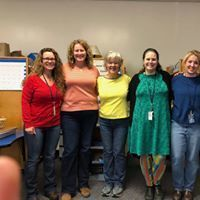 Rainbow Day at BRES