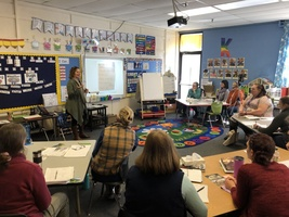 March Teacher Workshop: Literacy