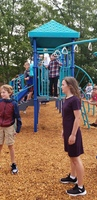New Playground Welcomes Grades 3-8