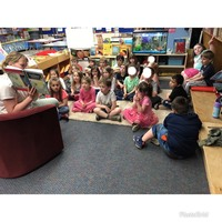Looking Ahead: BRES PreK Students Visit K