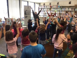 Children's Book Author Visits BRES