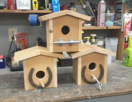 Students, community get creative with birdhouses