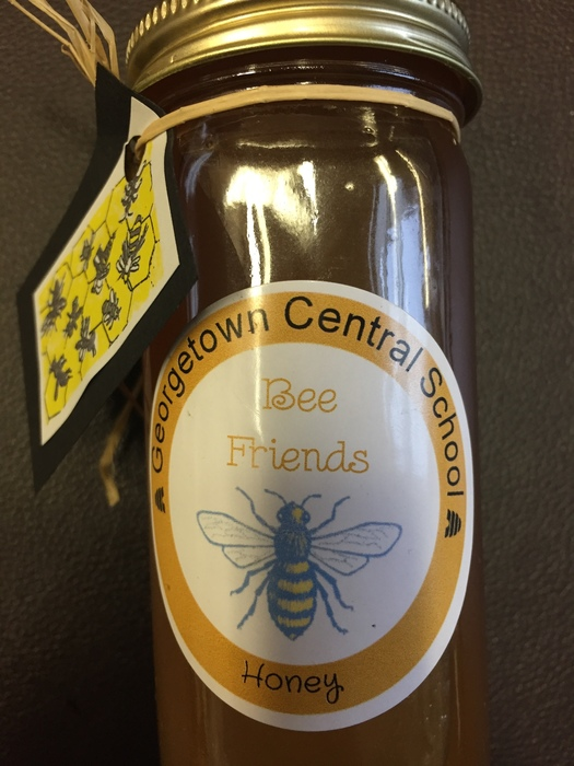 Georgetown Central School Bee Friends are open for business!