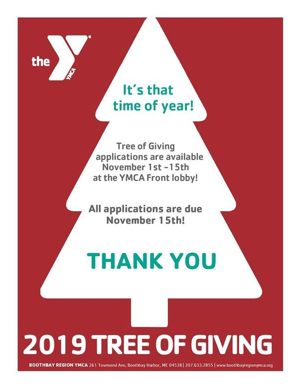 2019 Tree of Giving
